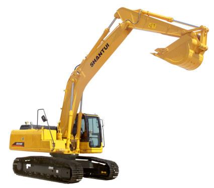 山推SE210W挖掘机
