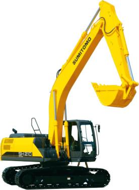 住友SH210-6液压挖掘机