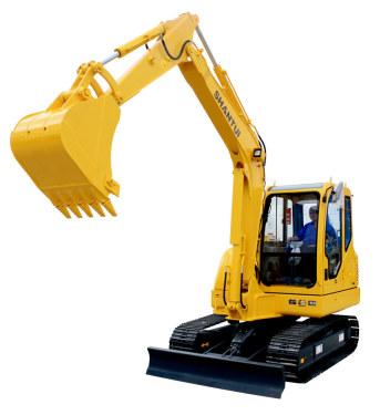 山推挖掘机SE60-9W挖掘机
