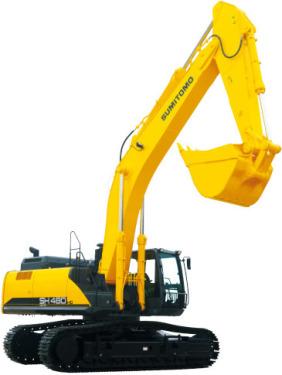 住友SH480HD-6挖掘机