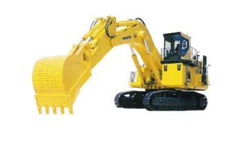 小松PC2000-8履带式液压挖掘机高清图 - 外观