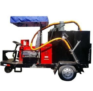 宜迅YX-350自行走座驾式灌缝机