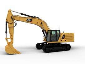 卡特彼勒新一代Cat®336 GC液压挖掘机