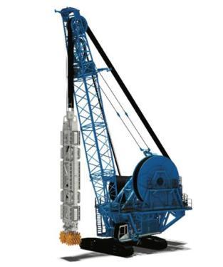 土力机械SC-200双轮铣