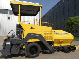 镇江阿伦LTL45型轮胎式沥青混凝土摊铺机