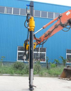 瑞山RSQK-90系列挖改潜孔凿岩钻机