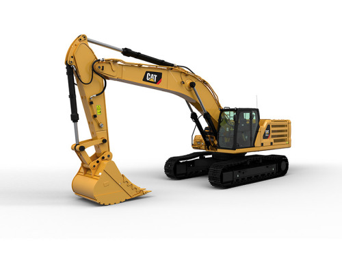 卡特彼勒新一代Cat®345 GC液压挖掘机