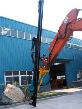 瑞山RS-90挖改液压凿岩钻车