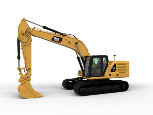 卡特彼勒新一代Cat®330液压挖掘机