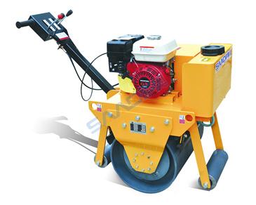 萨奥机械SYL-600手扶单轮(汽油)压路机
