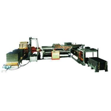 柳氏机械LS1200型自动码垛系统