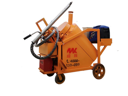 闽科CGFJ-100L自动跟随行走长管型灌缝机