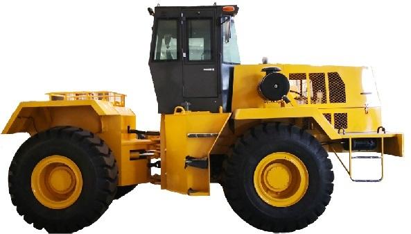 北唐机械SD38016吨冲击式压路机牵引车