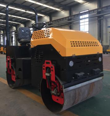 宜迅YX-1500宜迅一吨全液压小型压路机