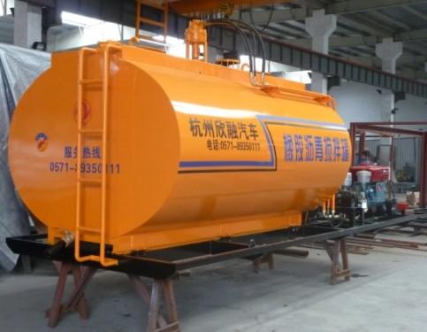 欣融XLG-4000沥青储存罐