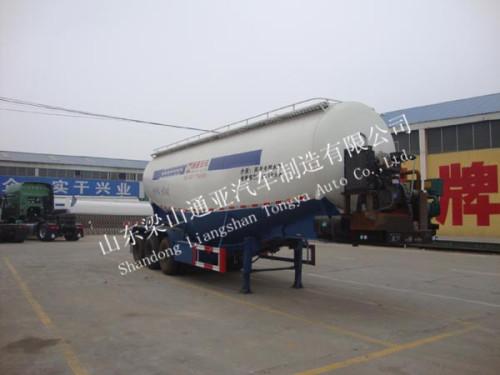 通亚汽车CTY9401GXHA散装水泥运输车