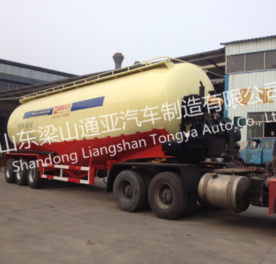 通亚汽车CTY9409GXH散装水泥运输车