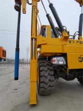 【拔桩稳定支点】路面拔桩稳定器,灵活操作,平稳拔桩,高效省时。