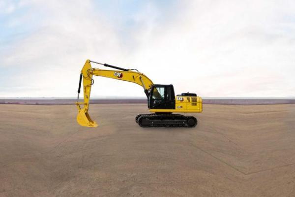 【720°全景展示】新经典Cat®(卡特)320 GX 挖掘机