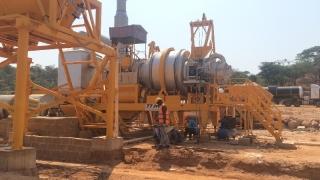 铁拓机械QLB-80t沥青混合料搅拌设备