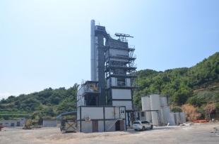 铁拓机械GLB3000型沥青搅拌设备