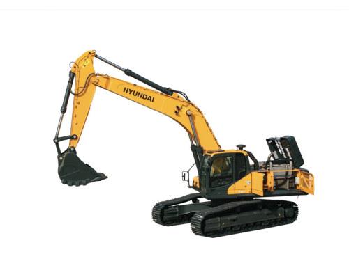 现代R385LVS挖掘机