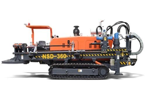 福龙钻NSD-360非开挖铺管钻机