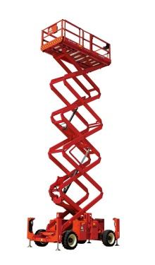临工重机SR1623剪叉式高空作业平台