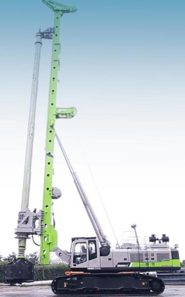 中联重科ZR280C-3旋挖钻机