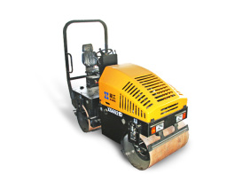 厦工XG6021D双钢轮振动压路机