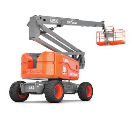 斯凯杰科(Skyjack)SJ85AJ曲臂式高空作业平台