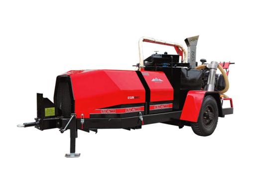 易山重工CLYG-TS500II拖挂式灌缝机(裂缝修补机、灌缝、填缝机、沥青路面修补)