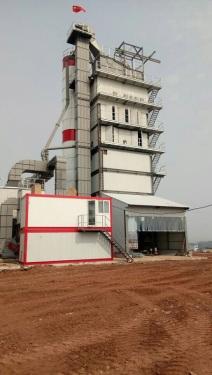 鑫海路机QLB-4000型沥青搅拌设备