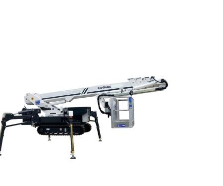 柳工PST300CS自行式高空作业平台