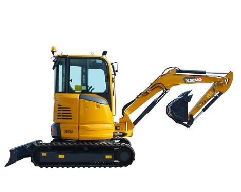 徐工XE35U挖掘机