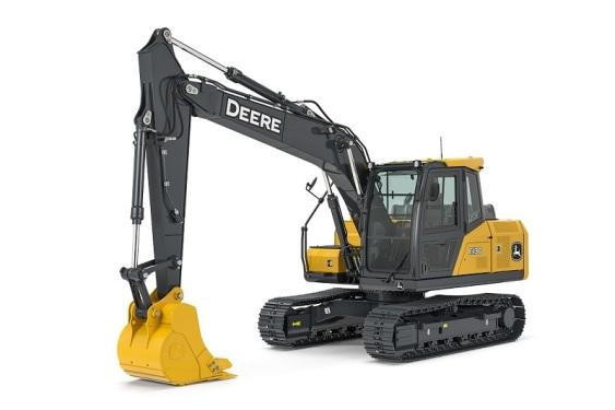 约翰迪尔E130挖掘机