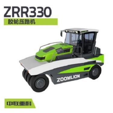 中联重科ZRR330胶轮压路机