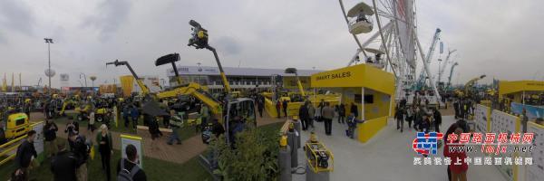 720°全景:威克诺森德国bauma2019-中国路面机械网&Global-CE出品