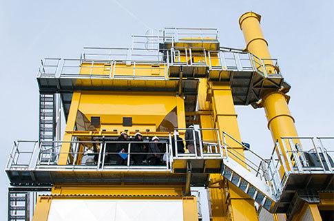 玛连尼BE TOWER 2000 P沥青搅拌设备
