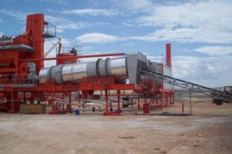 玛连尼ROADSTAR 1500沥青搅拌设备高清图 - 外观