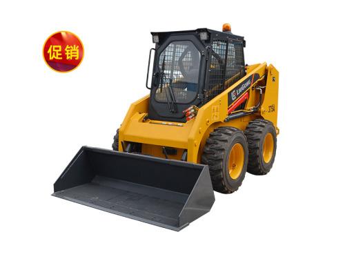 柳工CLG375A滑移装载机