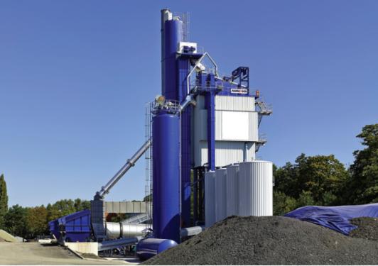 安迈ABP 400 UNIVERSAL间歇式沥青混凝土搅拌站