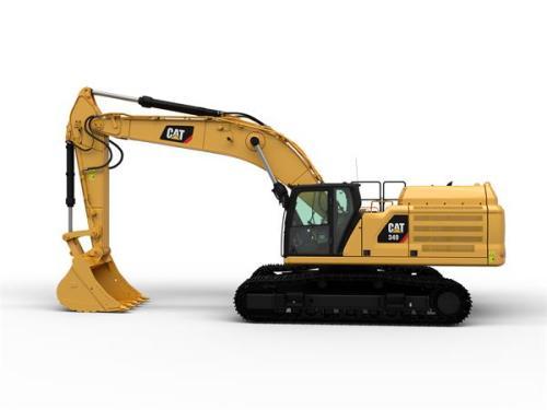 卡特彼勒新一代Cat®349液压挖掘机