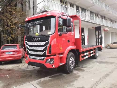 楚胜CLW5160TPBH5型平板运输车
