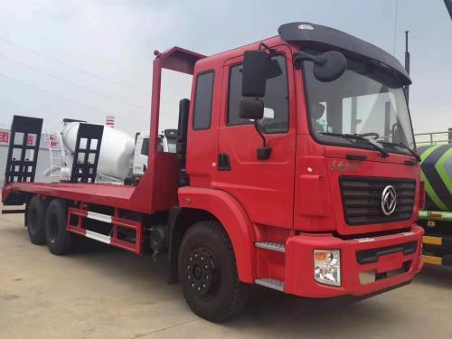 楚胜SZD5258TPBE5型平板运输车