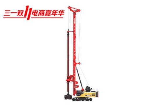 三一重工SR425C10-SR旋挖钻机