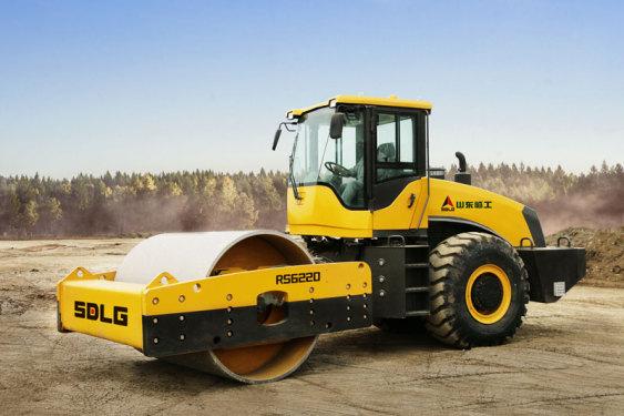 山东临工RS6220液压单驱动单钢轮振动压路机