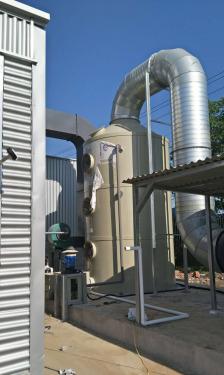 铁榔头机械TLP40喷淋洗涤塔