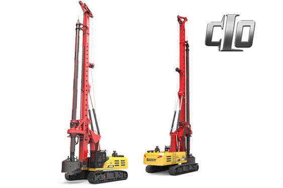三一重工SR285R-W10旋挖钻机