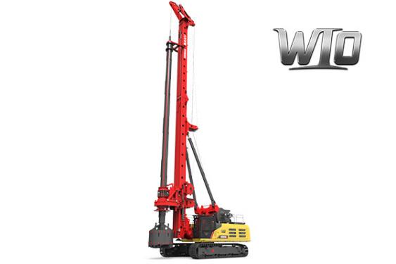 三一重工SR365R-W10旋挖钻机